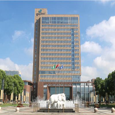 欧升玻璃钢案例:济川药业-玻璃钢风管