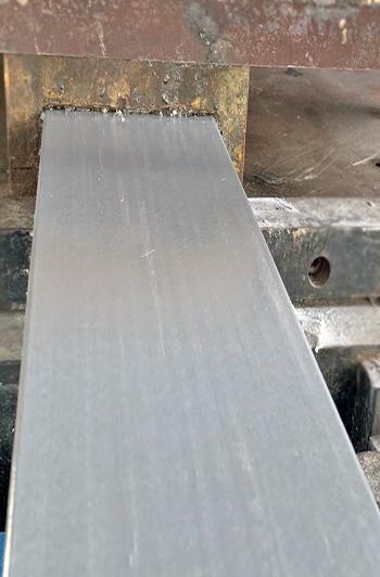 槽钢生产图