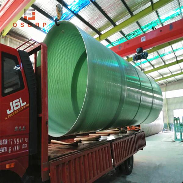 上海有机玻璃钢风管