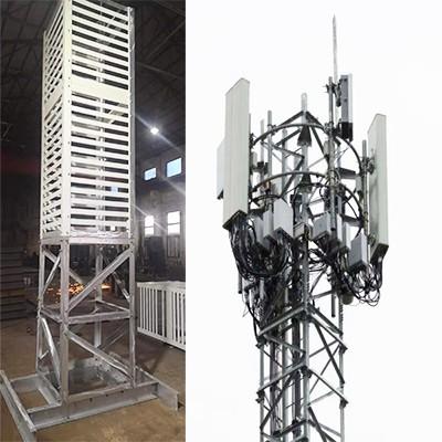 欧升玻璃钢案例:5G信号塔