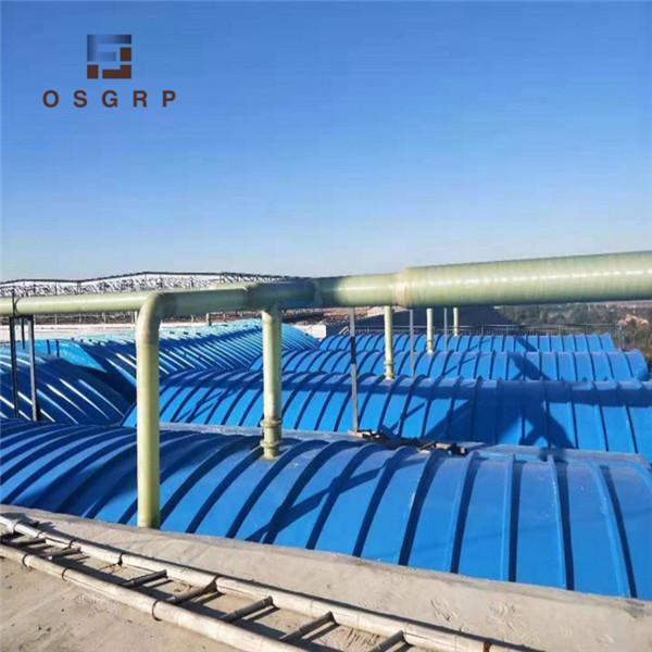连云港玻璃钢风管加工