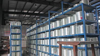 欧升玻璃钢仓库