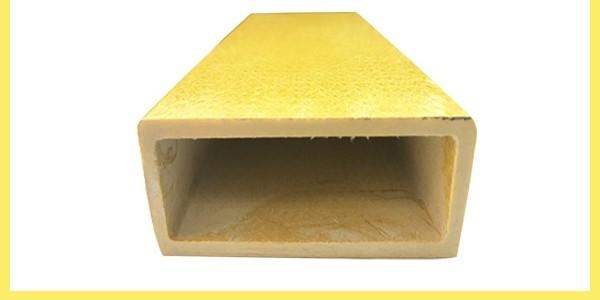 玻璃钢方管型材生产厂家-自制模具 [江苏欧升]