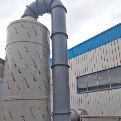 欧升玻璃钢见证:光大国际(海盐绿能环保) 项目