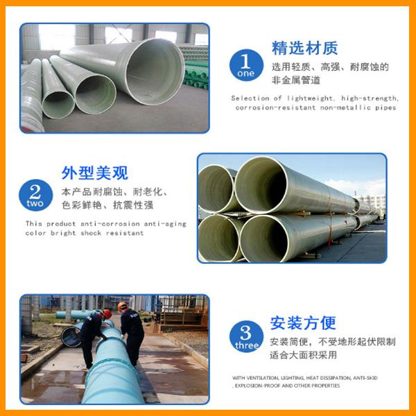 玻璃钢风管dn1200每米价格.