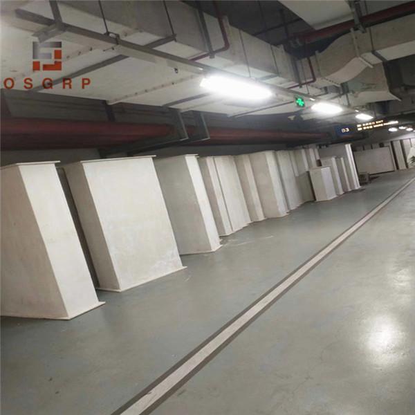 无机玻璃钢风管苏州地区厂家
