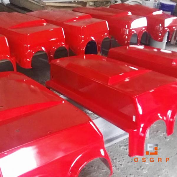 上海玻璃钢制品生产厂家