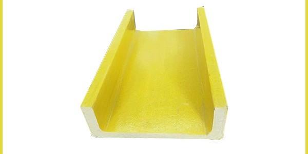 玻璃钢槽钢型材厂家-提供打孔精加工[江苏欧升]